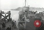 Image of United States troops Plymouth England United Kingdom, 1944, second 37 stock footage video 65675060444