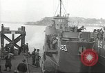 Image of United States troops Plymouth England United Kingdom, 1944, second 39 stock footage video 65675060444