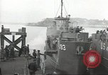 Image of United States troops Plymouth England United Kingdom, 1944, second 41 stock footage video 65675060444