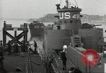 Image of United States troops Plymouth England United Kingdom, 1944, second 61 stock footage video 65675060444