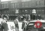 Image of Bendix Products factory South Bend Indiana USA, 1936, second 21 stock footage video 65675060571