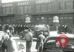 Image of Bendix Products factory South Bend Indiana USA, 1936, second 22 stock footage video 65675060571