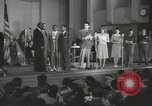 Image of golden slippers Hollywood Los Angeles California USA, 1943, second 6 stock footage video 65675060594