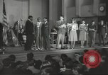 Image of golden slippers Hollywood Los Angeles California USA, 1943, second 7 stock footage video 65675060594