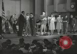 Image of golden slippers Hollywood Los Angeles California USA, 1943, second 9 stock footage video 65675060594