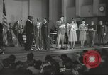 Image of golden slippers Hollywood Los Angeles California USA, 1943, second 13 stock footage video 65675060594