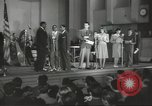 Image of golden slippers Hollywood Los Angeles California USA, 1943, second 18 stock footage video 65675060594
