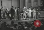 Image of golden slippers Hollywood Los Angeles California USA, 1943, second 19 stock footage video 65675060594