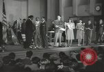 Image of golden slippers Hollywood Los Angeles California USA, 1943, second 21 stock footage video 65675060594