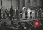 Image of golden slippers Hollywood Los Angeles California USA, 1943, second 32 stock footage video 65675060594