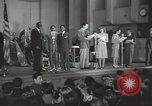 Image of golden slippers Hollywood Los Angeles California USA, 1943, second 38 stock footage video 65675060594