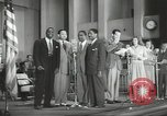 Image of golden slippers Hollywood Los Angeles California USA, 1943, second 39 stock footage video 65675060594