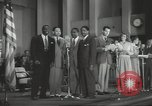 Image of golden slippers Hollywood Los Angeles California USA, 1943, second 43 stock footage video 65675060594