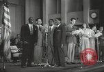 Image of golden slippers Hollywood Los Angeles California USA, 1943, second 46 stock footage video 65675060594