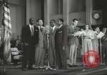 Image of golden slippers Hollywood Los Angeles California USA, 1943, second 47 stock footage video 65675060594