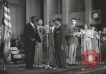 Image of golden slippers Hollywood Los Angeles California USA, 1943, second 56 stock footage video 65675060594