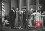 Image of golden slippers Hollywood Los Angeles California USA, 1943, second 59 stock footage video 65675060594