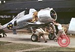 Image of U.S.Army mechanics assemble Swedish P-35A pursuit planes Philippines, 1941, second 2 stock footage video 65675060825