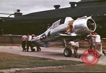 Image of U.S.Army mechanics assemble Swedish P-35A pursuit planes Philippines, 1941, second 6 stock footage video 65675060825