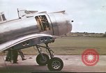 Image of U.S.Army mechanics assemble Swedish P-35A pursuit planes Philippines, 1941, second 11 stock footage video 65675060825