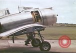 Image of U.S.Army mechanics assemble Swedish P-35A pursuit planes Philippines, 1941, second 12 stock footage video 65675060825
