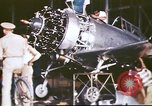 Image of U.S.Army mechanics assemble Swedish P-35A pursuit planes Philippines, 1941, second 19 stock footage video 65675060825