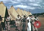 Image of U.S.Army mechanics assemble Swedish P-35A pursuit planes Philippines, 1941, second 33 stock footage video 65675060825