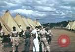 Image of U.S.Army mechanics assemble Swedish P-35A pursuit planes Philippines, 1941, second 34 stock footage video 65675060825