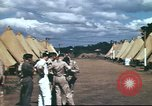 Image of U.S.Army mechanics assemble Swedish P-35A pursuit planes Philippines, 1941, second 35 stock footage video 65675060825