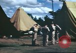 Image of U.S.Army mechanics assemble Swedish P-35A pursuit planes Philippines, 1941, second 39 stock footage video 65675060825