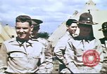 Image of U.S.Army mechanics assemble Swedish P-35A pursuit planes Philippines, 1941, second 56 stock footage video 65675060825