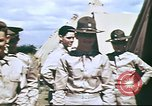 Image of U.S.Army mechanics assemble Swedish P-35A pursuit planes Philippines, 1941, second 57 stock footage video 65675060825