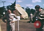 Image of U.S.Army mechanics assemble Swedish P-35A pursuit planes Philippines, 1941, second 61 stock footage video 65675060825