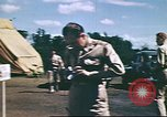 Image of U.S.Army mechanics assemble Swedish P-35A pursuit planes Philippines, 1941, second 62 stock footage video 65675060825