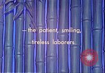 Image of Chinese laborers China, 1941, second 16 stock footage video 65675060838