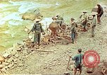 Image of Chinese laborers China, 1941, second 60 stock footage video 65675060838