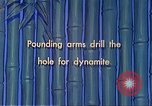Image of Chinese laborers China, 1941, second 62 stock footage video 65675060838