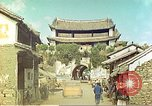 Image of Chinese people Tali China, 1941, second 19 stock footage video 65675060840