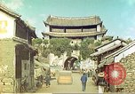 Image of Chinese people Tali China, 1941, second 21 stock footage video 65675060840