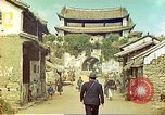 Image of Chinese people Tali China, 1941, second 25 stock footage video 65675060840
