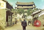 Image of Chinese people Tali China, 1941, second 26 stock footage video 65675060840