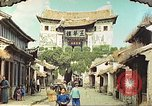 Image of Chinese people Tali China, 1941, second 36 stock footage video 65675060840