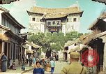 Image of Chinese people Tali China, 1941, second 39 stock footage video 65675060840