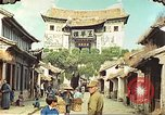 Image of Chinese people Tali China, 1941, second 41 stock footage video 65675060840