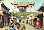 Image of Chinese people Tali China, 1941, second 42 stock footage video 65675060840