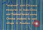Image of Chinese students Paoshan China, 1941, second 6 stock footage video 65675060842