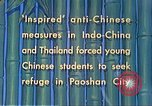 Image of Chinese students Paoshan China, 1941, second 7 stock footage video 65675060842