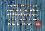 Image of Chinese students Paoshan China, 1941, second 8 stock footage video 65675060842