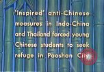 Image of Chinese students Paoshan China, 1941, second 10 stock footage video 65675060842