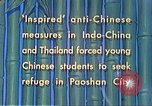Image of Chinese students Paoshan China, 1941, second 12 stock footage video 65675060842